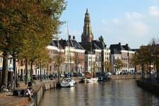 Vakantiehuis stad Groningen