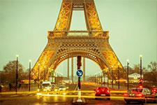 Vakantiehuizen in Frankrijk zijn ideaal voor stedentripjes naar bijvoorbeeld Parijs!