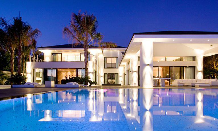 Luxe vakantiehuizen